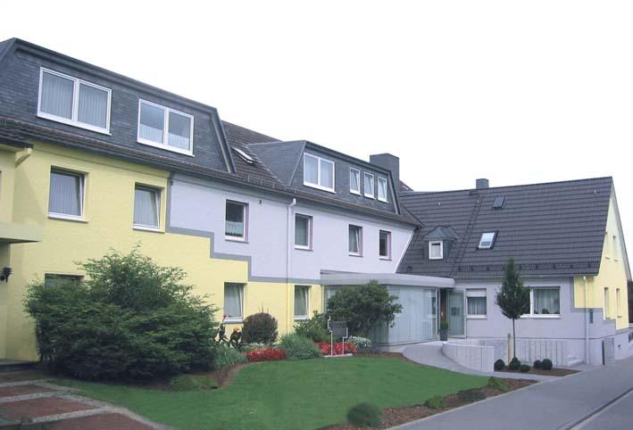 Fachklinik Curt-von-Knobelsdorff-Haus, Vollstationäre Abteilung