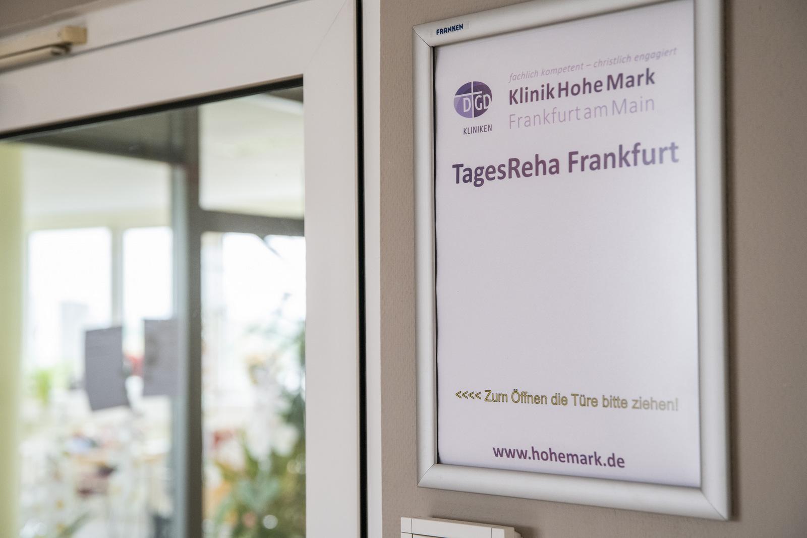TagesReha Frankfurt